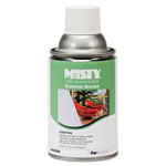 Misty Metered Dry Deodorizer Refills, Summer Breeze, 7oz, Aerosol, 12/Carton