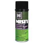 Misty Contact And Circuit Board Cleaner, 10 Oz Aerosol Can, 12/carton