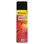 AmRep 20-Second Roach Killer, 16 oz Aerosol, Indoor; Outdoor, 12/Carton