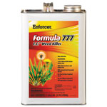 Enforcer Formula 777 E.C. Weed Killer, Non-Cropland, 1 gal Can, 4/Carton