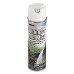 Misty Hand-Held Odor Neutralizer, Alpine Mist, 10oz, Aerosol, 12/Carton