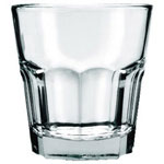 Anchor Hocking New Orleans Rocks Glasses, 9oz, Clear