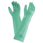 Ansell Sol-Vex Nitrile Gloves, Size 9
