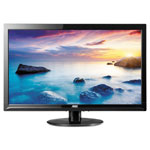 AOC International Ltd TFT Active Matrix LED Monitor, 24""