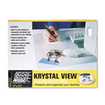 Artistic Office Products Desk Pad, 17 x 22, Clear