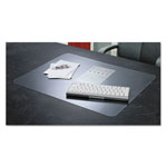 "Artistic Office Products KrystalView Desk Pad with Microban, Glossy, 24"" h x 38"" w, Clear"