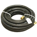 "Apache Hose and Belting 5/8"" x 50' Heavy Duty EPDM Wash Rack Hose"