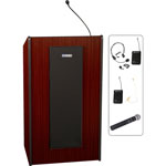 "Amplivox Presidential Plus, Lectern, Wireless, 46.5"" x 25.5"" x 20.50"", MY"