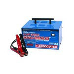 Associated Equipment Portable 20 Amp 12 Volt Battery Charger