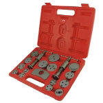 Astro Pneumatic 18 Piece Brake Caliper Wind Back Tool Set