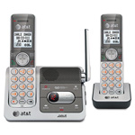 Vtech DECT 6.0 Digital Dual Handset Answering