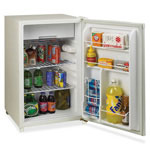 Avanti Products 4.5 CF Counterhigh Refrigerator, White