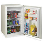 "Avanti Products Counter-High Refrigerator, 4.5CF, 20 1/4""X23 1/4""X32"""