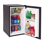 "Avanti Products Superconductor Refrigerator, 17"" x 20-1/2"" x 29"", Black"