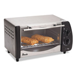 Avanti Products Toaster Oven, Auto Shut Off, Stainless Steel