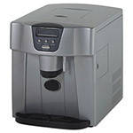 "Avanti Products Portable/Countertop Ice Maker, Platinum, 14.5"" H x 12.25"" W x 17"" D"