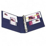 "Avery 43% Recycled Durable Slant D Ring Reference Binder, 2"" Capacity, Blue"