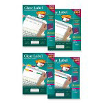 Avery IndexMaker® Index Tabs, White