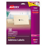 "Avery Easy Peel Address Labels, 1"" x 2 5/8"""