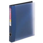 "Avery Easy Access Round Ring Reference Binder, 1"" Capacity, Blue"