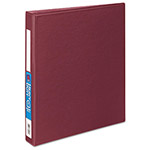 "Avery Heavy-Duty Binder with One Touch EZD Rings, 1"" Capacity, Maroon"