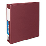 "Avery Heavy-Duty Binder with One Touch EZD Rings, 2"" Capacity, Maroon"