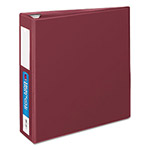 "Avery Heavy-Duty Binder with One Touch EZD Rings, 3"" Capacity, Maroon"