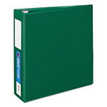 "Avery Heavy-Duty Binder with One Touch EZD Rings, 3"" Capacity, Green"