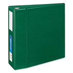 "Avery Heavy-Duty Binder with One Touch EZD Rings, 4"" Capacity, Green"