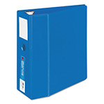 "Avery Heavy-Duty Binder with One Touch EZD Rings, 5"" Capacity, Blue"