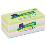 "Avery Sticky Notes, 3"" x 3"", 1200 Sheets, 24/PK, Pastel/Ast"