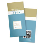 "Avery Print To The Edge Permanent Adhesive Matte Square Labels with TrueBlock, 2""x2"", White 300 per Pack"