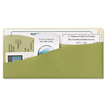 "Avery Cottage Pocket, 8""x4"", Green"