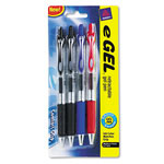 Avery Retractable Gel Ink Roller Ball Pen, Assorted Color Set, 0.7mm Point