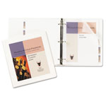 "Avery One Touch EZD™ 1"" View Binder, White"