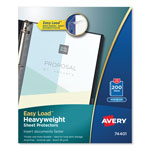 Avery Non-Glare Heavyweight Sheet Protectors, Box of 200