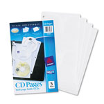 Avery 75263 Acid Free CD Organizer Sheets for Three Ring Binders