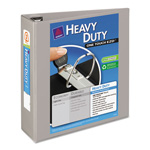 "Avery One Touch EZD™ Nonstick 3"" View Binder, Gray"