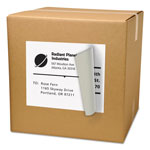 Avery Shipping Labels With Trueblock Technology, 8 1/2 X 11, Matte White, 500
