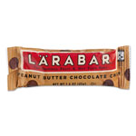 Larabar The Original Fruit and Nut Food Bar, Peanut Butter Chocolate Chip, 1.6oz, 16/Box