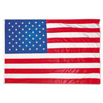 Advantus All Weather Outdoor U.S. Flag, 100% Heavyweight Nylon, 5 ft. x 8 ft.