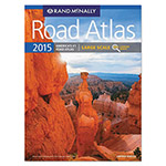 Rand McNally 2014 United States Road Atlas, Large Type, Soft Cover
