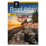 Rand McNally Road Atlas, North America+Puerto Rico, Soft Cover, 2017