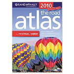 Advantus Corporation Road Atlast Plus Festival Guide, Softcover Spiral Bound, 254 Pages
