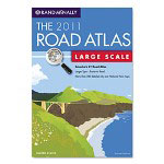American Map 2007 United States Road Atlas, Large Type, Soft Cover