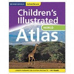 Advantus Rand McNally Schoolhouse Children's Illustrated Atlas Of the World