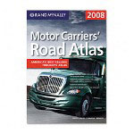 Advantus 2008 Motor Carrier's Road Atlas, Soft Cover, 208 Pages
