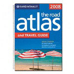 Advantus Road Atlas and Travel Guide, Soft Cover, 256 Pages