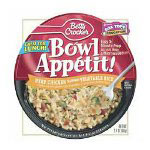 Advantus Bowl Appetit Three Cheese Rotini Pasta, 2.4 oz.