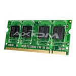 Axiom AX - Memory - 2 GB - SO DIMM 204-pin - DDR3